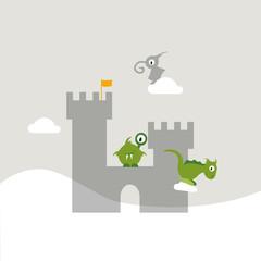 Monster Burg