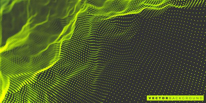 Arrière plan abstrait vectoriel 13