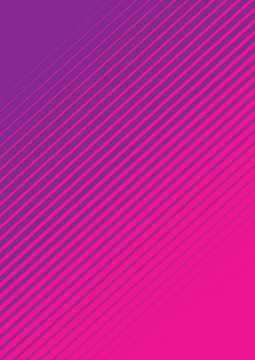 Fading line pattern background