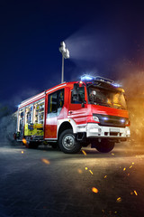 Hilfeleistungslöschfahrzeug HLF