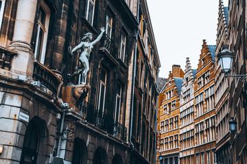 Streets of Antwerpen