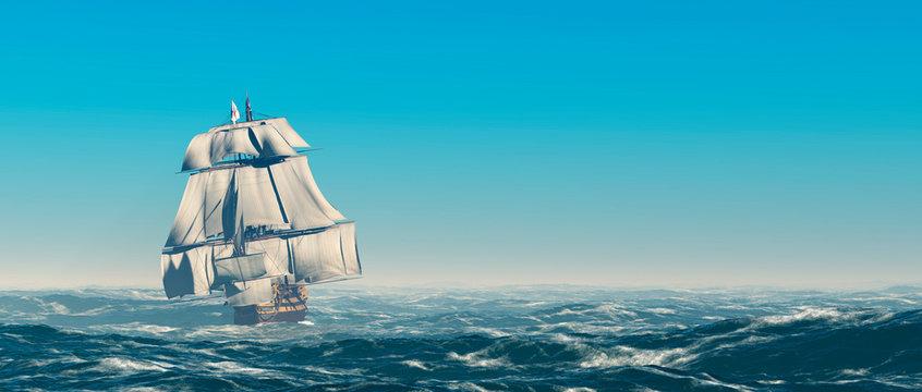Sailing old
