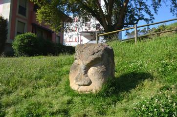 Escultura el Chato