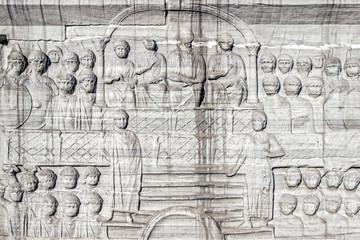 monument of Obelisk of Theodosius in Istanbul