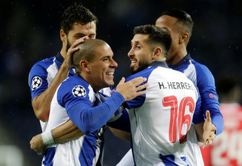 Champions League - Group Stage - Group D - FC Porto v Lokomotiv Moscow