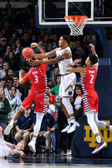 NCAA Basketball: Illinois-Chicago at Notre Dame
