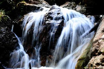 tan rua waterfall at koh samui,surat thani province Thailand