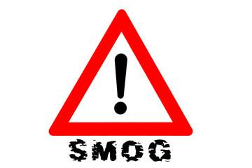 Smog Warnung