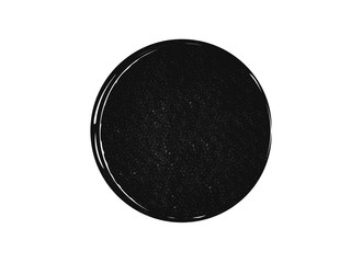 Grunge stamp.Grunge circle.Grunge oval shape made for your project.