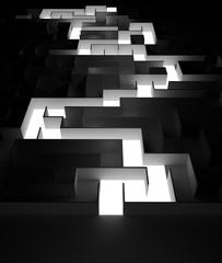 Labyrinth - Light illuminating the way