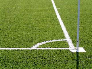 soccer corner