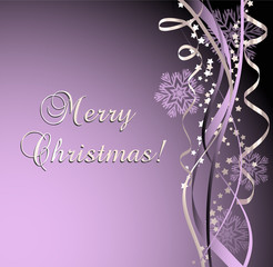 Cristmas greeting card