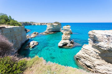 Sant Andrea, Apulia - Spending some time at the heavenly coast of Sant Andrea