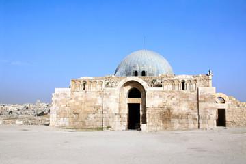 Umayyad Palace of Amman Citadel, Amman, Jordan