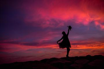 dance in the twilight