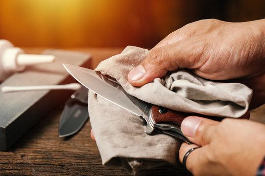 pocket knife care and maintenance