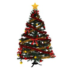 Chistmas Tree New Year