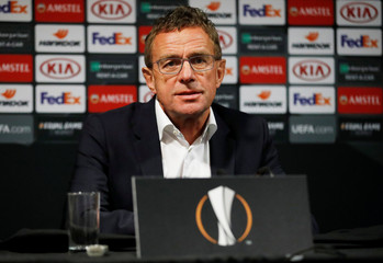 Europa League - RB Leipzig Press Conference