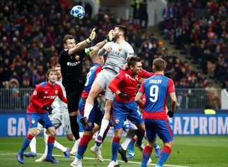 Champions League - Group Stage - Group G - CSKA Moscow v AS Roma