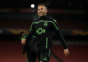 Europa League - Sporting CP Training
