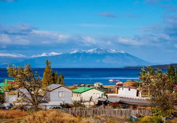 Puerto Natales, Ultima Esperanza Province, Patagonia, Chile