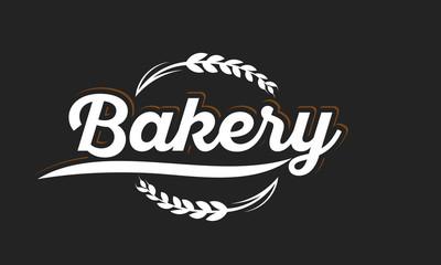 bakery label design.bakery logo design template