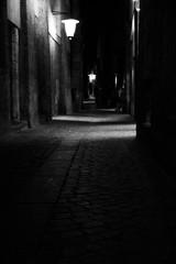 stadt dark nacht