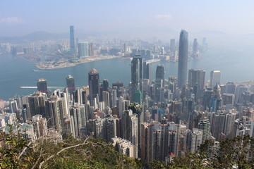 Skyline Honkong Peak