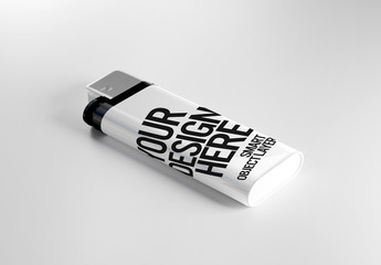 Lighter Mockup