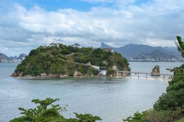 ilha da boa esperança colorida