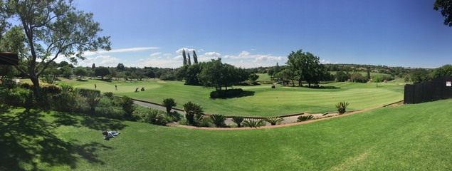 North of Johannesburg