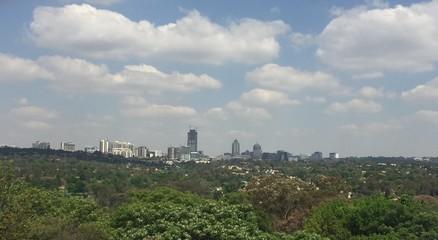 Johannesburg northern suburbs