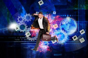 business technologies wireless internet