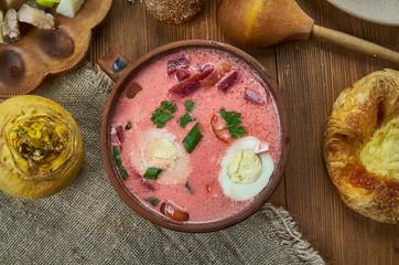 Latvian Auksta zupa