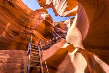 Lower Antelope Canyon in Arizona Wall mural