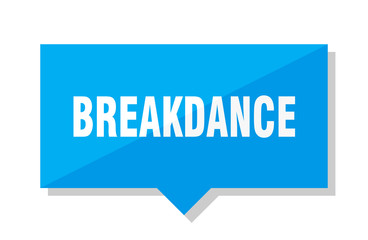 breakdance price tag