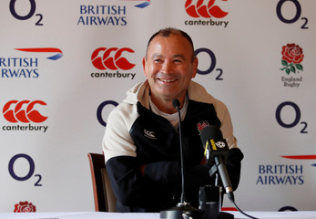 England Team Announcement Press Conference