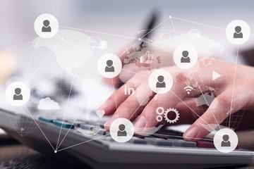 Internet advertising things channel marketing multi digital