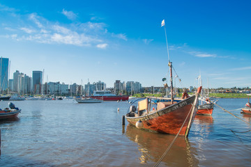 The Fishman boat