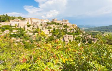 ville de Gordes, Provence, France