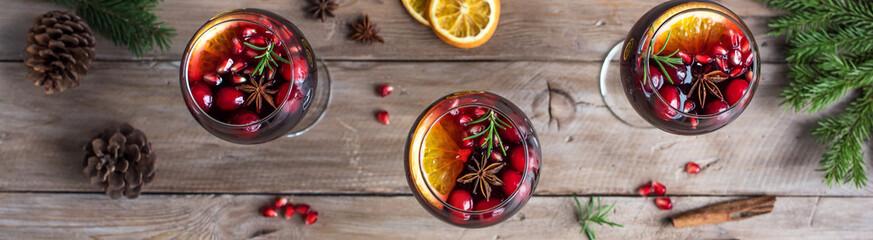 Mulled Wine or Sangria
