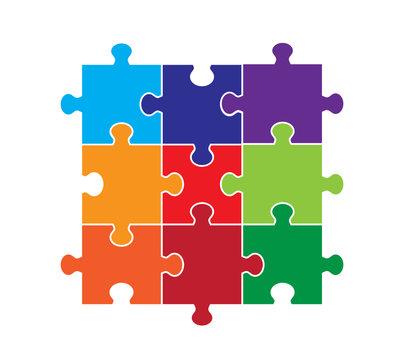 Nine Piece Puzzle