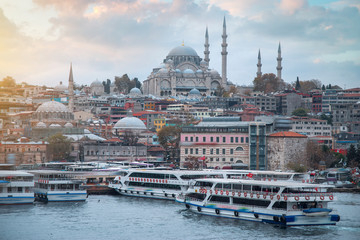 Istanbul is Turkey's largest city
