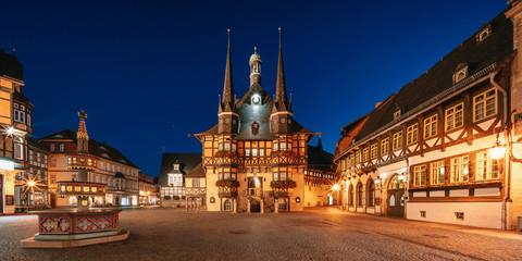 Rathaus Wernigerode, Altstadt