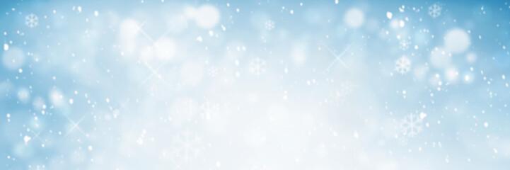 winter sky background