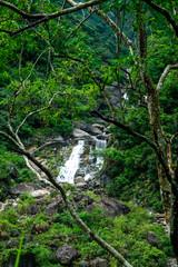 Moody Nature of Taroko Gorge in Taiwan