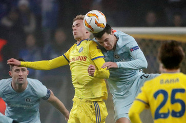 Europa League - Group Stage - Group L - BATE Borisov v Chelsea