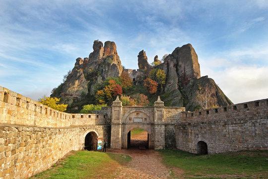 Belogradchik Fortress entrance