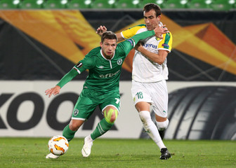 Europa League - Group Stage - Group A - PFC Ludogorets Razgrad v AEK Larnaca FC