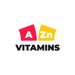vitamins A to Zn or A-Z vector design
